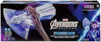 Marvel Legends Gear: Stormbreaker