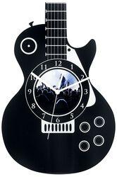 Orologio da Parete in Acrilico Guitar