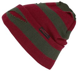Nightmare on Elmstreet Freddy Sweater Beanie