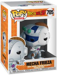 Z - Mecha Frieza Vinyl Figure 705