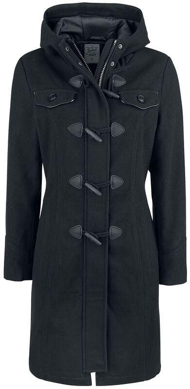 Long Dufflecoat | Brandit Cappotto di lana | EMP