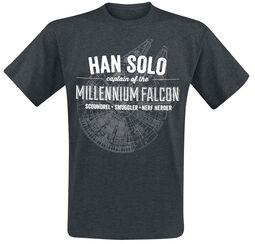 Han Solo - Captain Of The Millennium Falcon