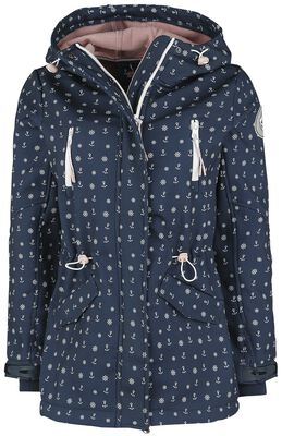 Ladies Softshell Coat