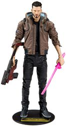 V (Male) Action Figure