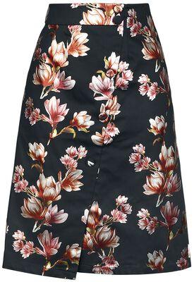 Brilliant Flower Skirt