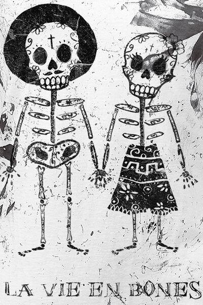 Lovers T recensioni 15 Shirt Skeleton dH8qzd