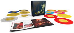 Mercury, Freddie Messenger of the Gods - The Singles