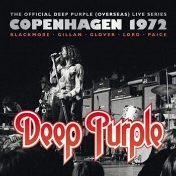 Live in Denmark '72