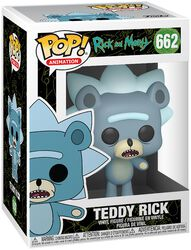 Teddy Rick (Chase Possible) Vinyl Figure 662