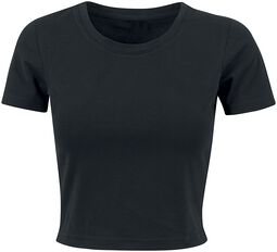 Ladies Cropped Tee