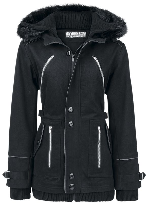 Chase Coat | Poizen Industries Giacca invernale | EMP