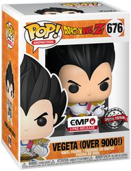 Z - Vegeta (Over 9000!) Vinyl Figure 676