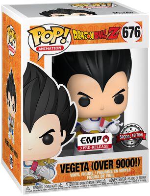 Z - Vegeta (Over 9000!) Vinyl Figure 676