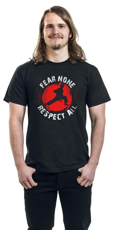 Fear None - Respect All