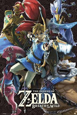 Breath Of The Wild - Divine Beasts