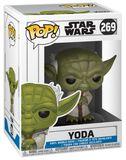 Clone Wars - Yoda Vinyl Figure 269