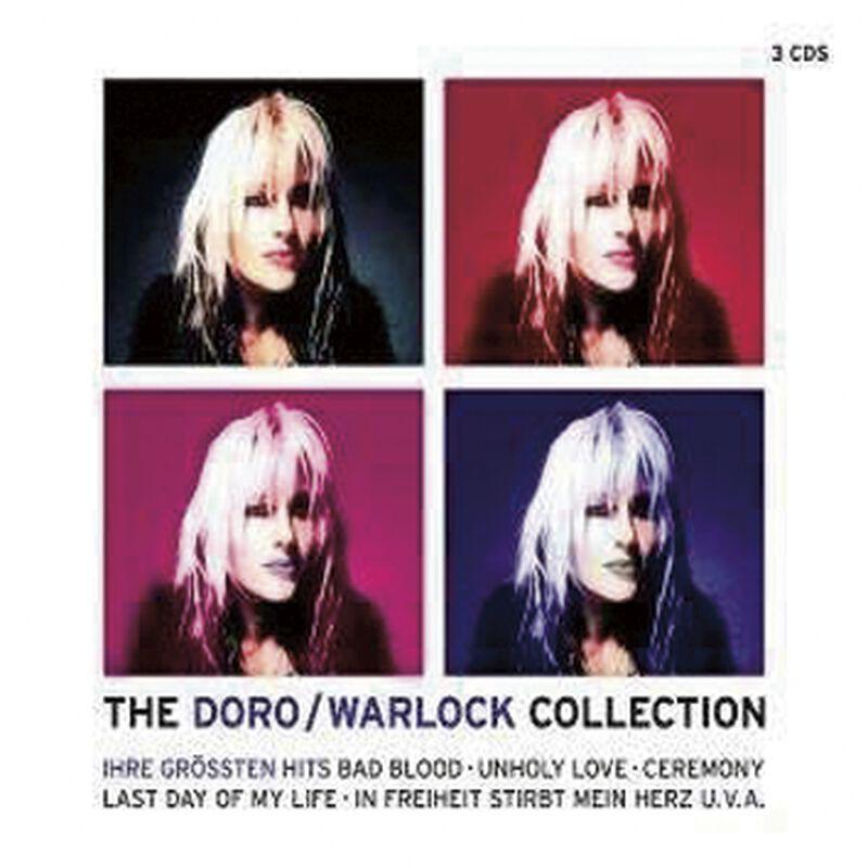 The Doro / Warlock collection