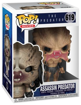 Assassin Predator Vinyl Figure 619