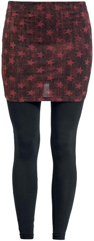 2 in 1: Leggings and Skirt