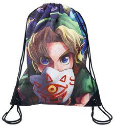 Majora's Mask Gym Bag