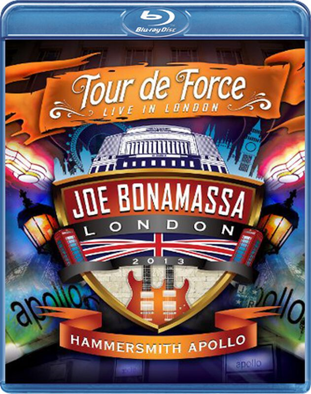 Tour de Force - Hammersmith Apollo