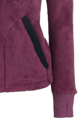 Cuddle Fleece Hoodie Jacket