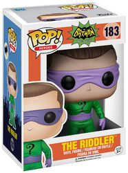 The Riddler (Chase Edition Possible) Vinyl Figure 183