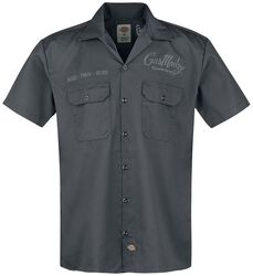 Blood, Sweat, Beers! Dickies Worker Shirt