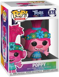 World Tour - Poppy Vinyl Figure 878