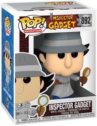Inspector Gadget Inspector Gadget (Chase Edition Possible) Vinyl Figure 892