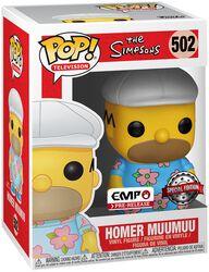 Homer Muumuu Vinyl Figure 502