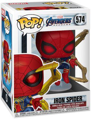 Endgame - Iron Spider Vinyl Figure 574
