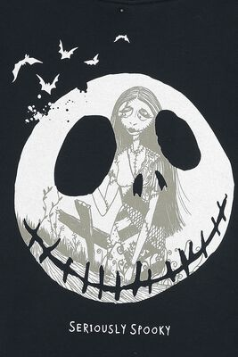 Jack Skellington & Sally - Seriously Spooky