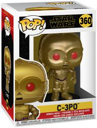 Episode 9 - The Rise of Skywalker - C-3PO Vinyl Figure 360