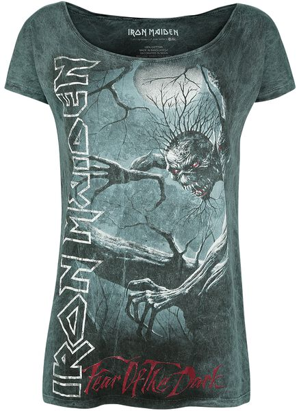 Shirt Dark Fear Of Commento The T Vintage 1 OXqaEX