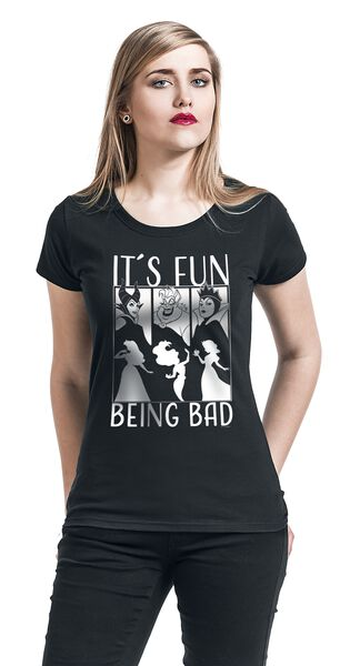 Fun Being i It��s prodotti Tutti Shirt T Cattivi Disney Bad vp6wq