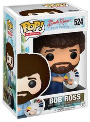 The Joy of Painting - Bob Ross Vinyl Figure 524