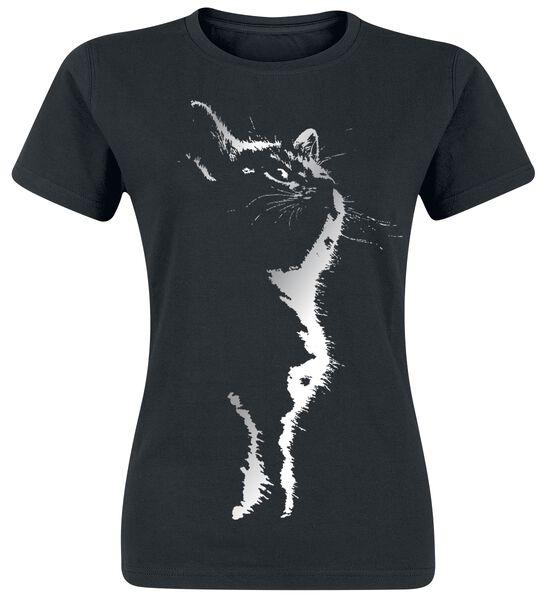 Shirt T Silhouette prodotti Cat Spr��che Tierische i Tutti wROUxZ