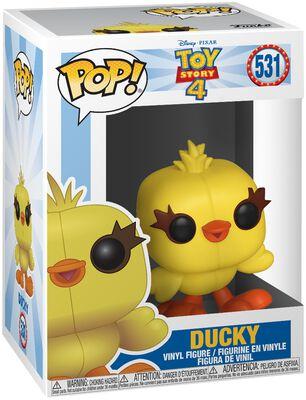 Ducky Vinyl Figure 531