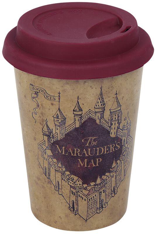 Marauder's Map - Coffee Cup