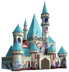 2 - Castle - 3D Puzzle