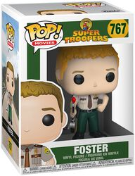 Foster Vinyl Figure 767