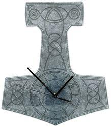 Orologio da Parete in Acrilico Thor's Hammer