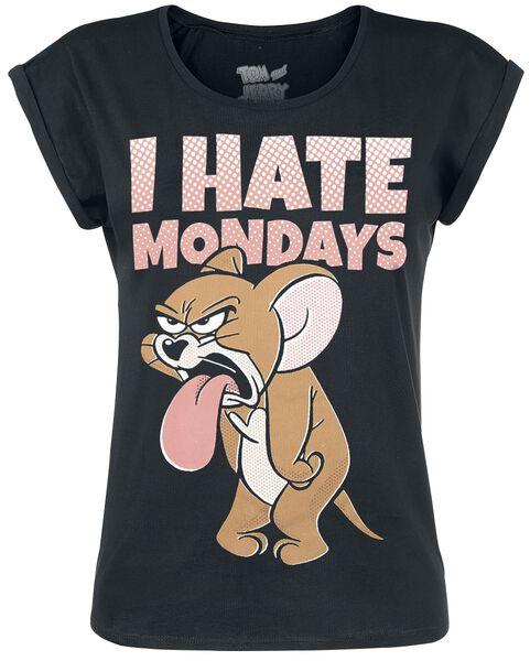 I Hate Mondays T-Shirt Tutti i prodotti: Tom & Jerry