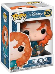 Ribelle - The Brave Merida Vinyl Figure 324