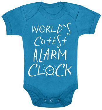 World's Cutest Alarm Clock