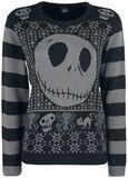 Jack Skelington Christmas Sweater