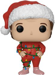 The Santa Clause Santa with Lights Vinyl Figure
