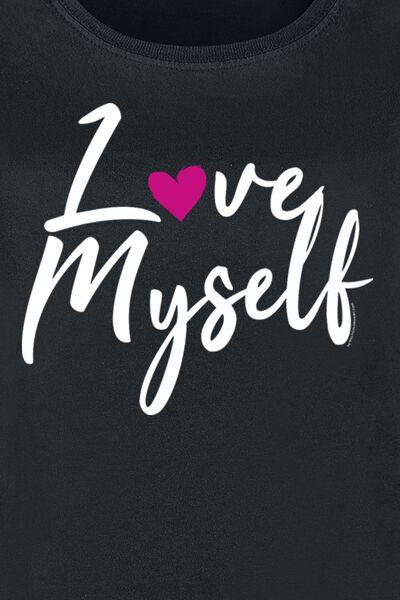 Myself Love Tutti Myself i Shirt T prodotti Love wvx0zYnx