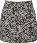 Ladies Leo Twill Mini Skirt